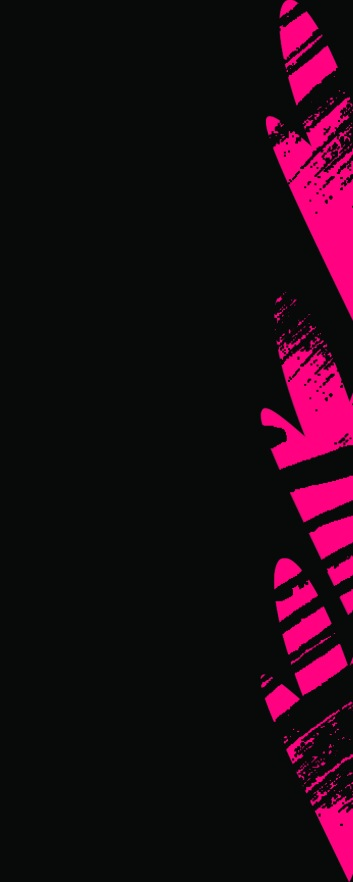 Black Hot Pink