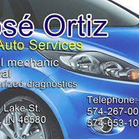 business card mechanic